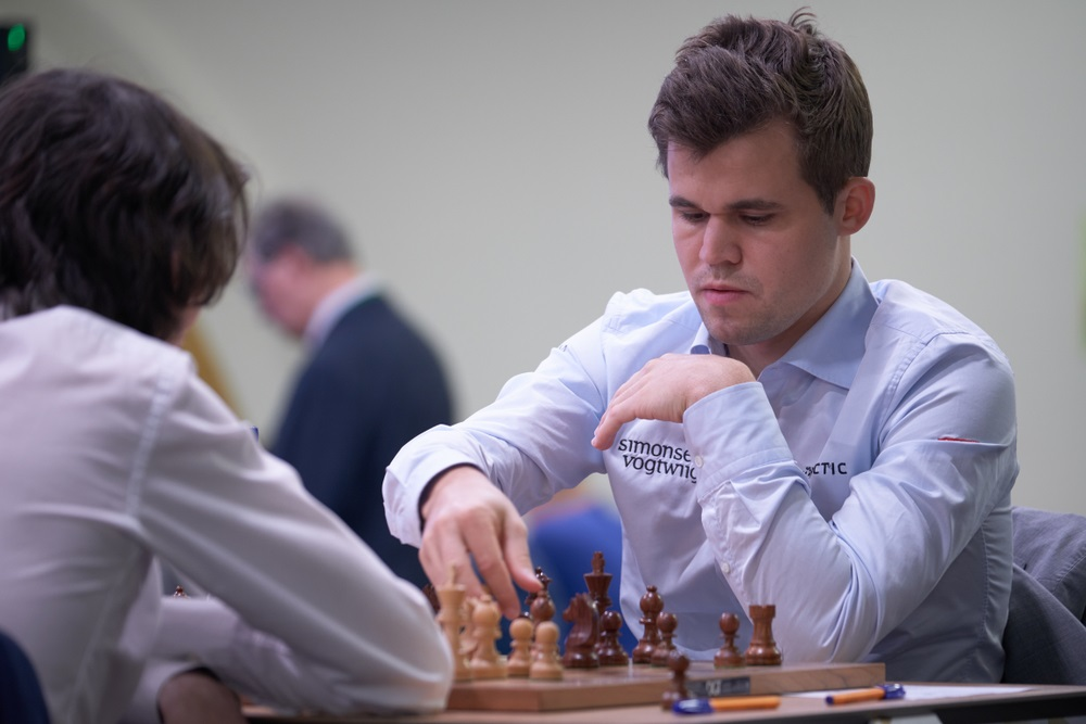 Magnus Carlsen - How Magnus Carlsen wants to change the sport of chess