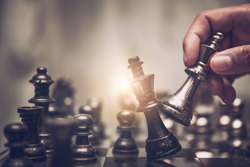 shutterstock 740139466 - Chess in the Online Casino? No problem with Chess Slot Machines!